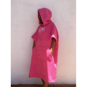 Poncho Pink